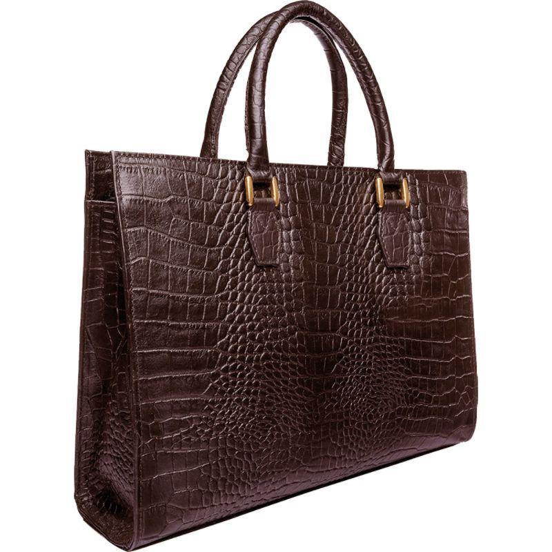 ハイデザイン レディース スーツケース バッグ Kester Women's Work Bag Brown