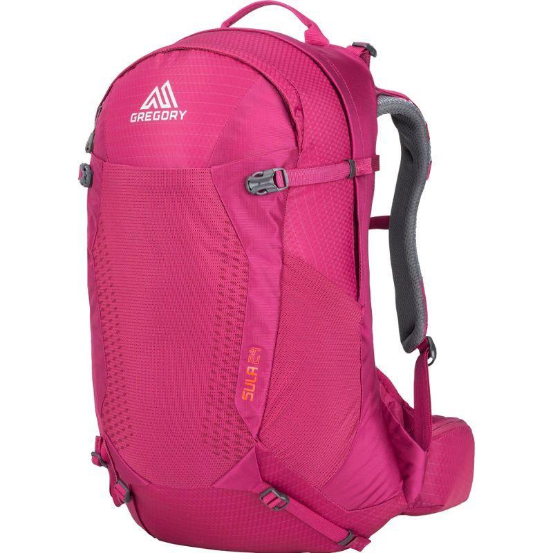 グレゴリー メンズ バックパック・リュックサック バッグ Sula 24 Backpack Plum Red