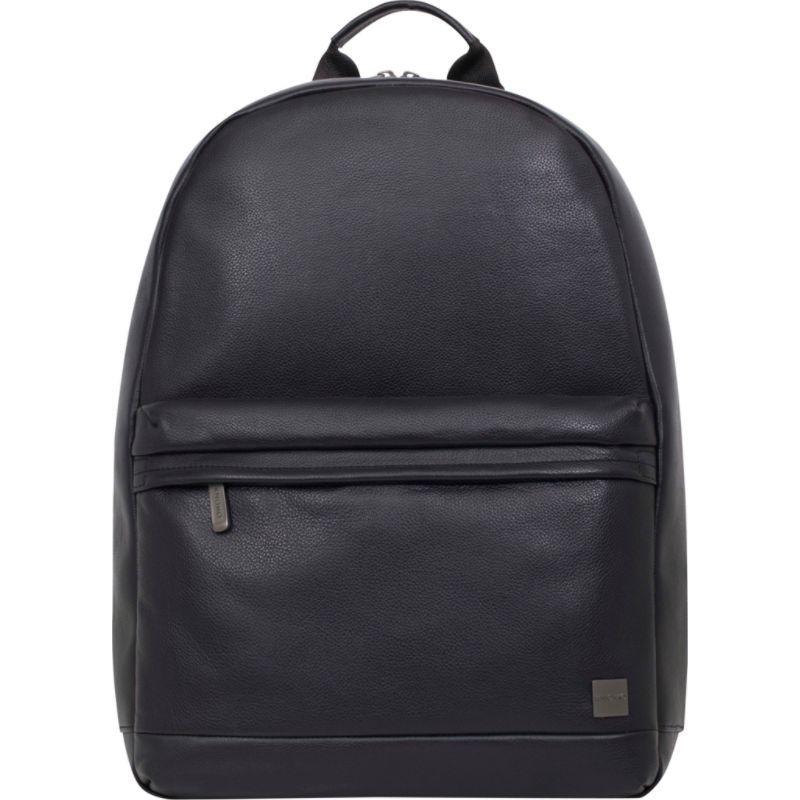 クノモ メンズ スーツケース バッグ Barbican Albion Backpack Black