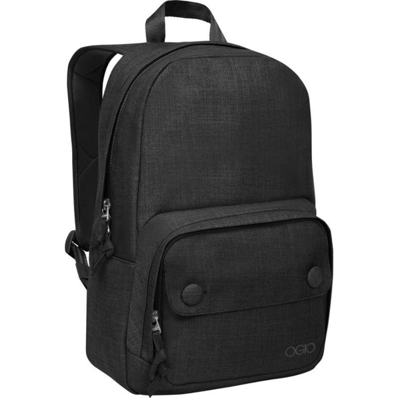 【海外輸入】 オギオ Laptop メンズ スーツケース バッグ Backpack Rockefeller Laptop Backpack Black Black, ハナイズミマチ:ca2ff0ad --- scottwallace.com