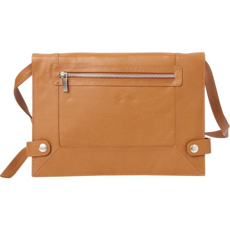 ピエール メンズ PC・モバイルギア アクセサリー Leather Folding Tablet Case Saddle