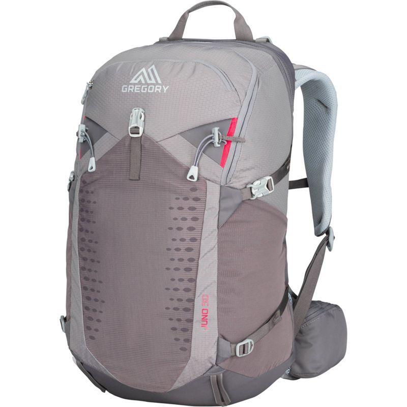 グレゴリー メンズ バックパック・リュックサック バッグ Juno 30 3D-Hyd Hiking Backpack Equinox Grey