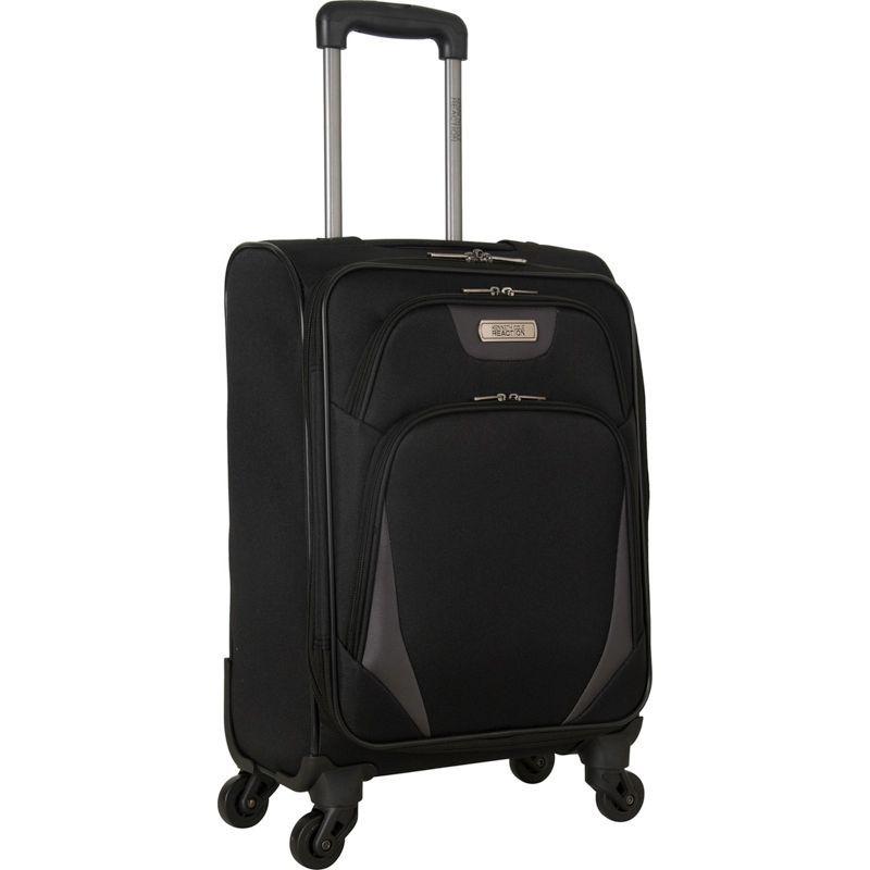 ケネスコール メンズ スーツケース バッグ Going Places 20 Expandable 4-Wheel Carry-On Black