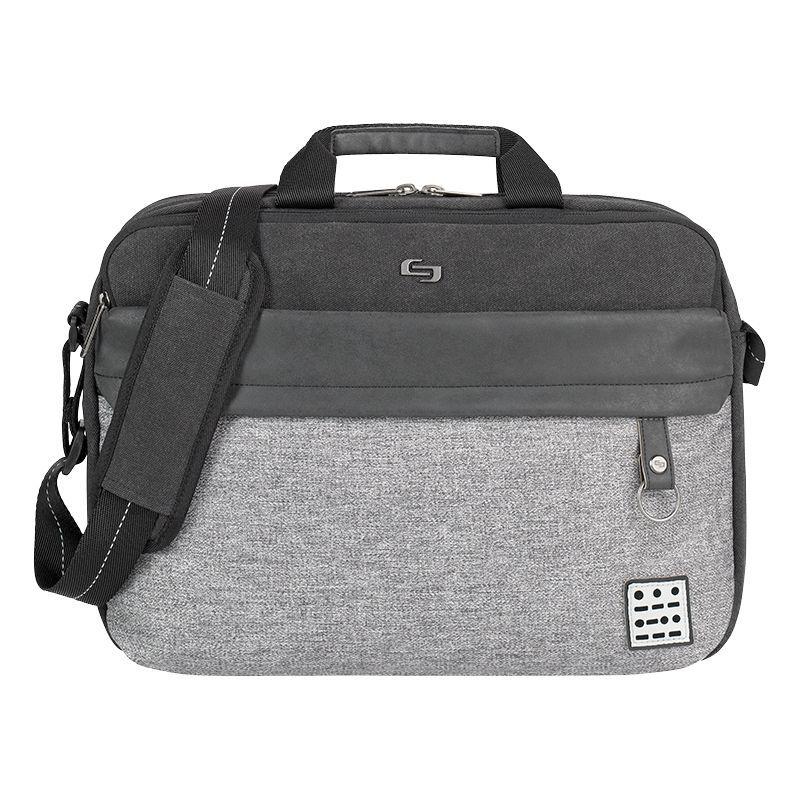 ソロ メンズ スーツケース バッグ Venture 15.6 Briefcase Black