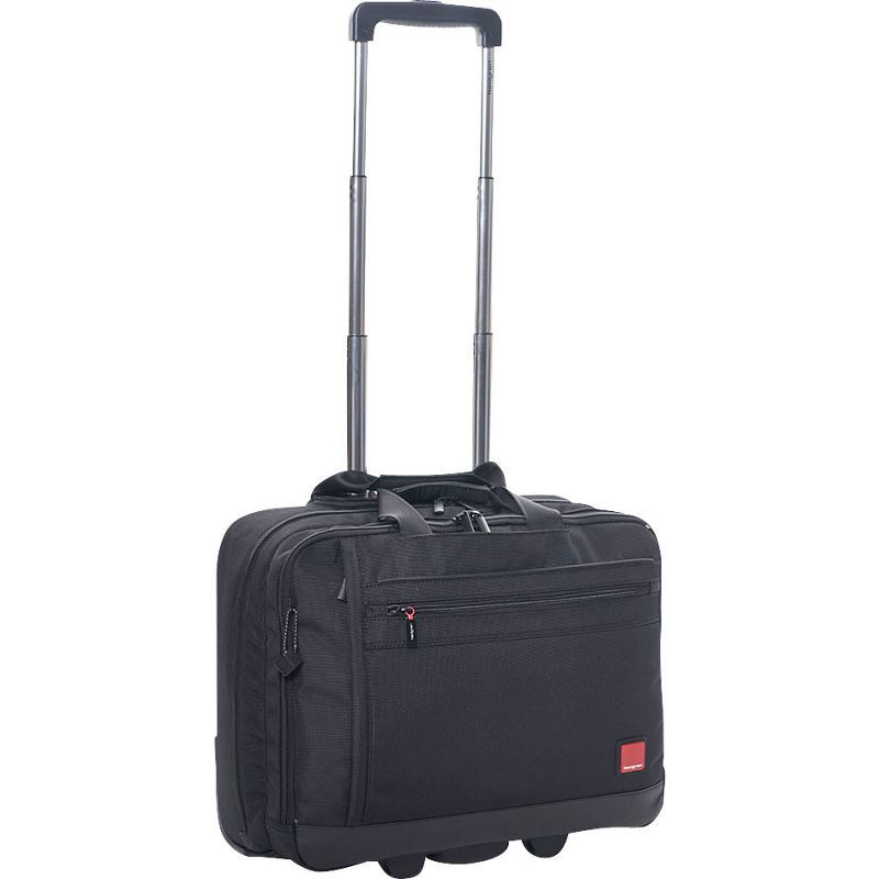 ヘドグレン メンズ スーツケース バッグ Rotor Mobile Office Black