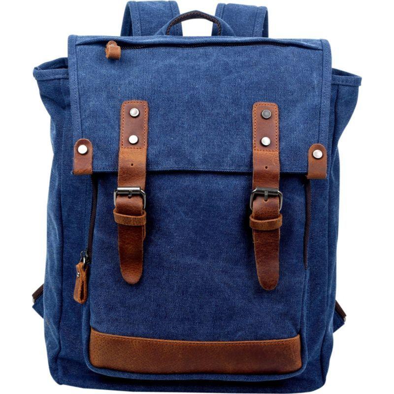 ティエスディー メンズ バックパック・リュックサック バッグ Discovery Backpack Navy