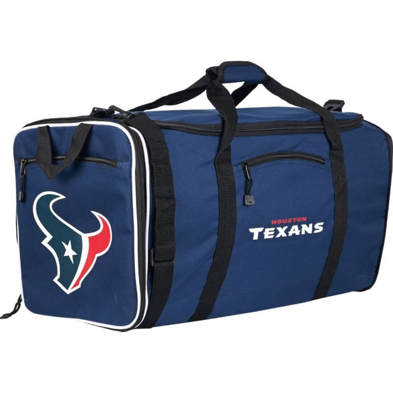 NFL メンズ ボストンバッグ バッグ Steal Duffel Houston Texans