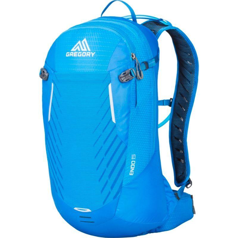 グレゴリー メンズ バックパック・リュックサック バッグ Endo 15 3D-Hydro Backpack Horizon Blue