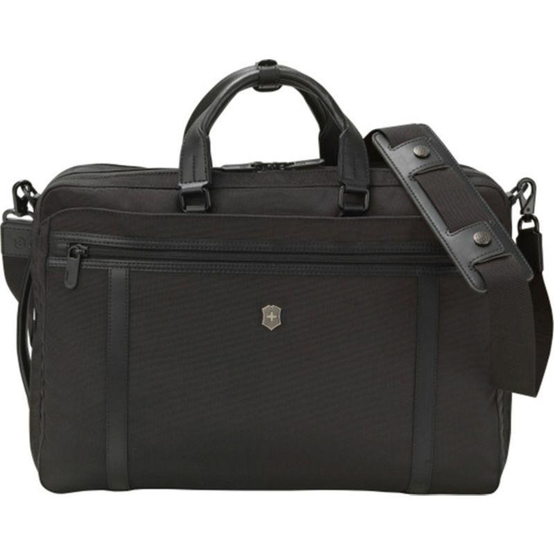 ビクトリノックス メンズ スーツケース バッグ Werks Professional 2.0 2-Way Carry Laptop Bag Black
