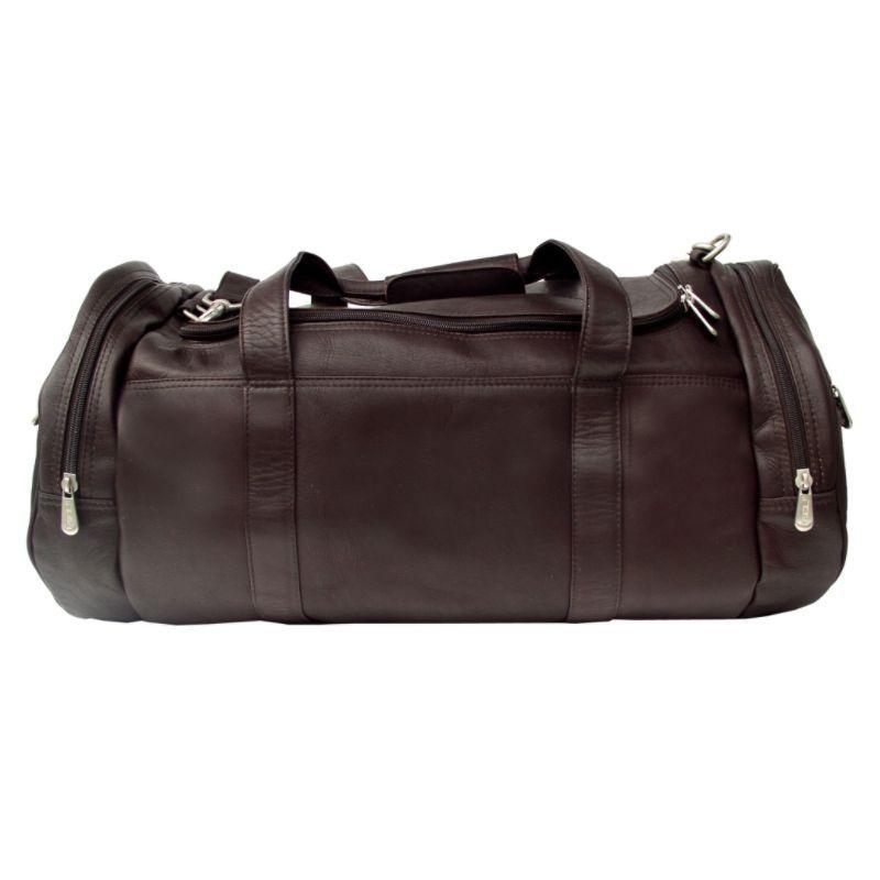 ピエール メンズ スーツケース バッグ Gym Bag - 23in Chocolate