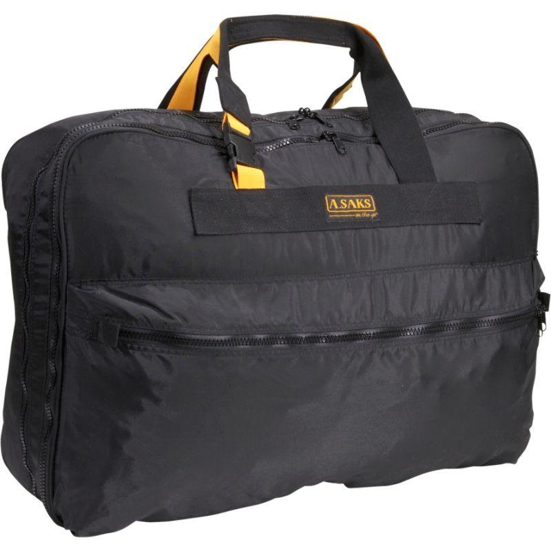 新しい到着 エーサックス メンズ スーツケース バッグ 26 スーツケース Expandable Suitcase バッグ Black Black, aNYtime:7c80d143 --- scottwallace.com