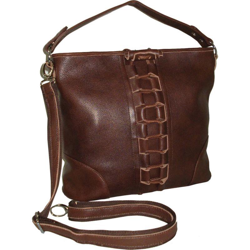 アメリ メンズ ハンドバッグ バッグ Mandy Leather Handbag Chestnut Brown
