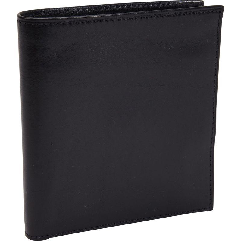 ボスカ メンズ 財布 アクセサリー Old Leather 12 Pocket Credit Wallet Black