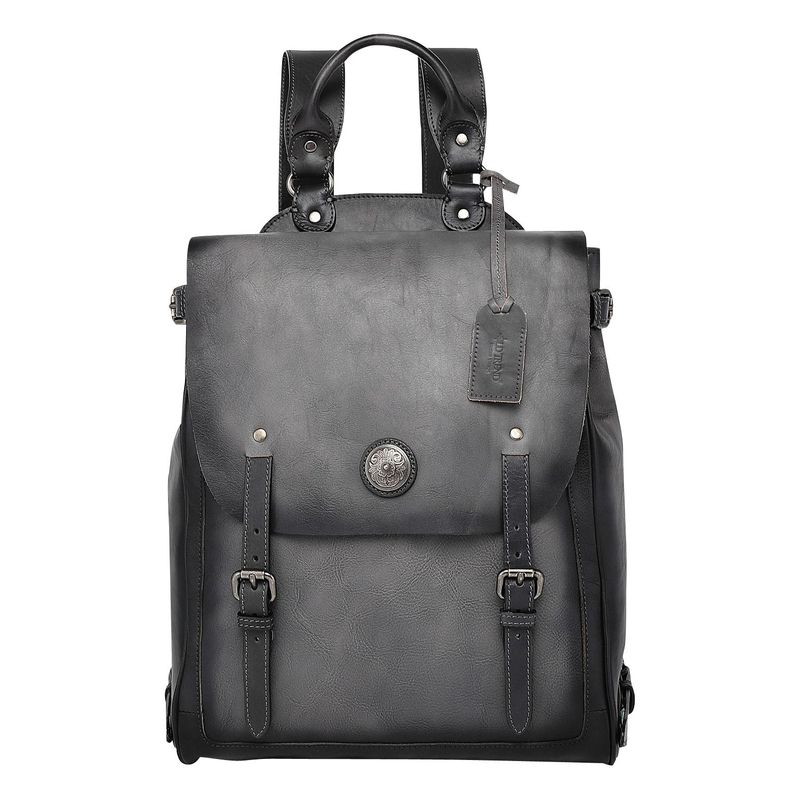 オールドトレンド メンズ ハンドバッグ バッグ Lawnwood Backpack Grey