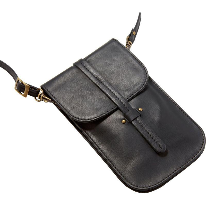 クレバ メンズ ボディバッグ・ウエストポーチ バッグ Sonoma Smartphone Convertible Crossbody Belt Pouch Sonoma Black