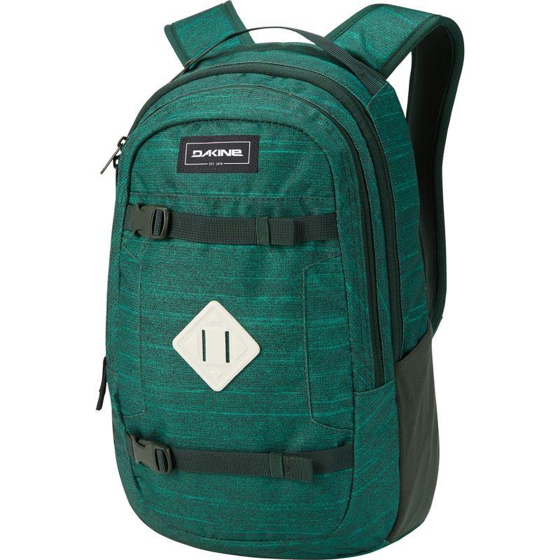ダカイン メンズ バックパック・リュックサック バッグ Urbn Mission Pack 18L Laptop Backpack Greenlake