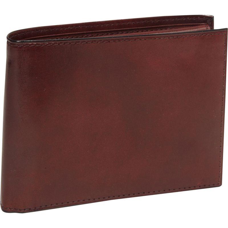 ボスカ メンズ 財布 アクセサリー Old Leather Credit Wallet w/ID Passcase Dark Brown