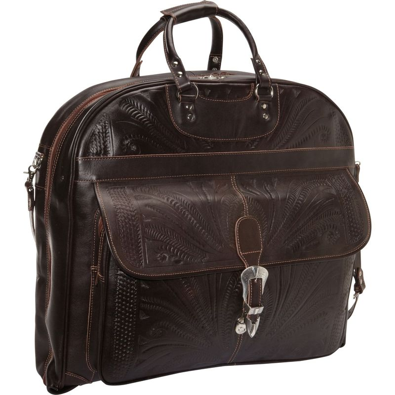 ロピンウェスト メンズ スーツケース バッグ Garment Bag Brown