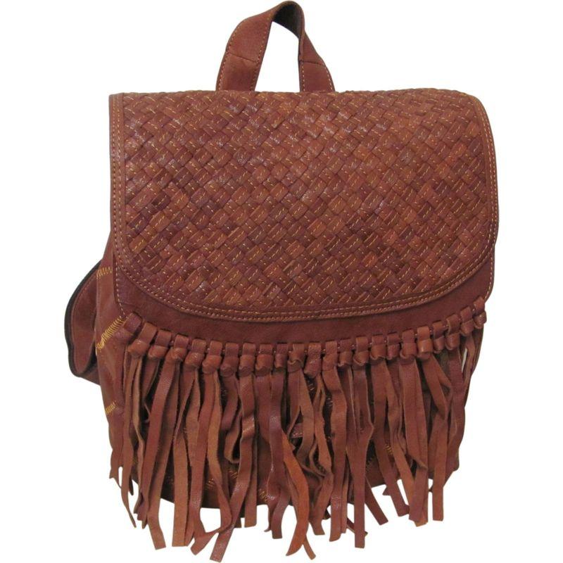 アメリ メンズ ハンドバッグ バッグ Briella Leather Backpack Brown