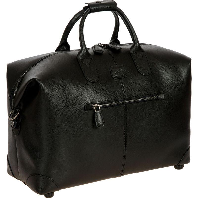 ブリックス メンズ スーツケース バッグ Varese 18'' Cargo Duffle Black