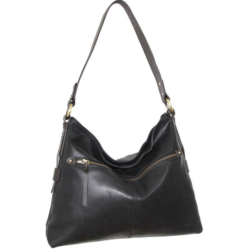 ニノボッシ メンズ ショルダーバッグ バッグ Deanne Shoulder Bag Black