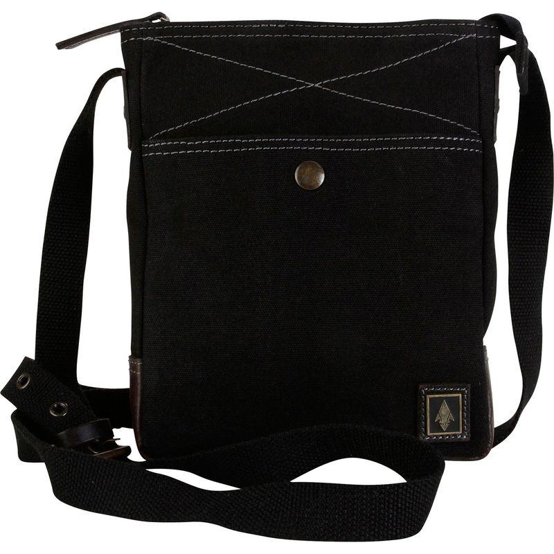 ダムンドッグ メンズ ボディバッグ・ウエストポーチ バッグ Crossbody Bag Tar Black