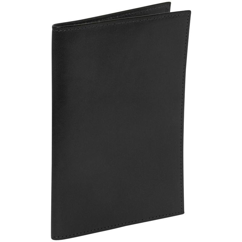 ボスカ メンズ 財布 アクセサリー Old Leather Passport Case Black