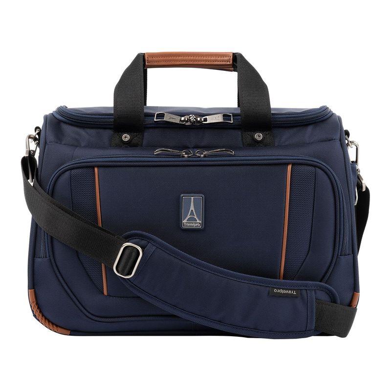 トラベルプロ メンズ スーツケース バッグ Crew Versapack Deluxe Tote Patriot Blue