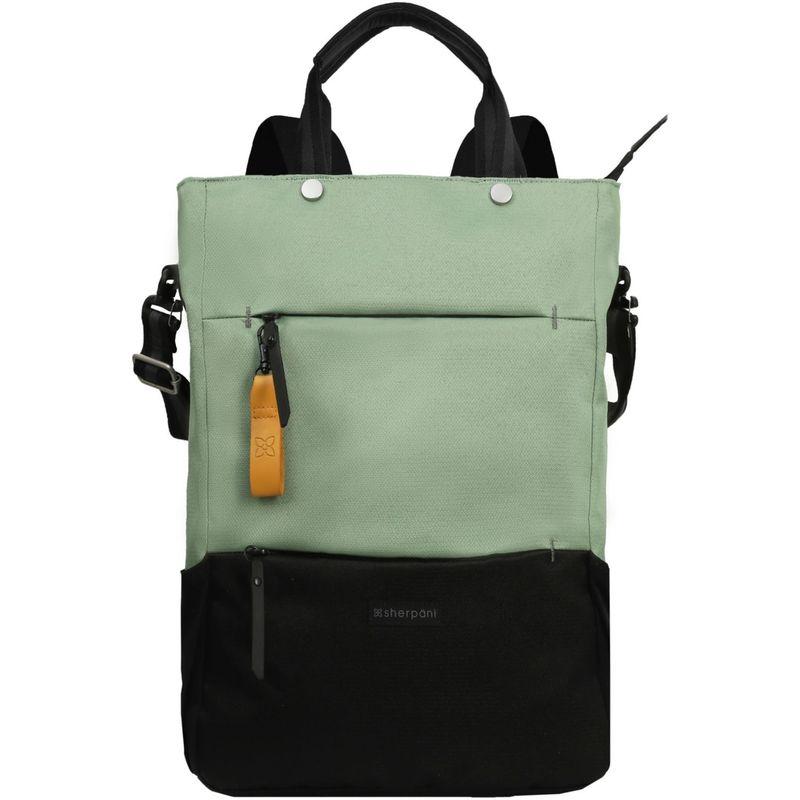 シェルパニ メンズ バックパック・リュックサック バッグ Camden RFID Convertible Backpack Tote - 17