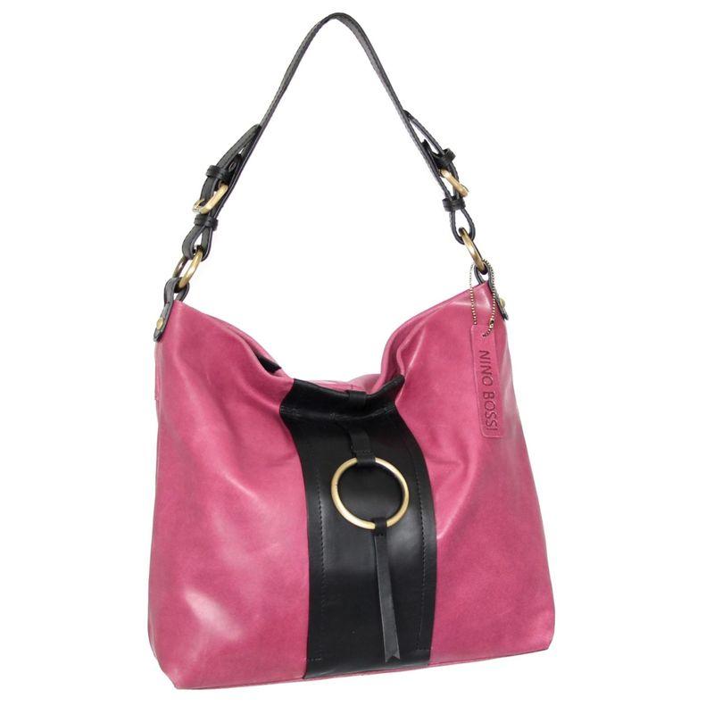 ニノボッシ メンズ ショルダーバッグ バッグ Eryn Shoulder Bag Fuchsia
