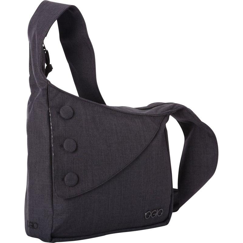 オギオ メンズ ショルダーバッグ バッグ Brooklyn Shoulder Bag Black