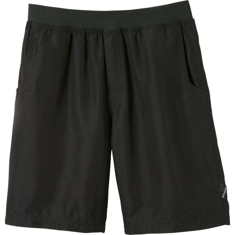 プラーナ メンズ ハーフパンツ・ショーツ ボトムス Mojo Shorts L - Black