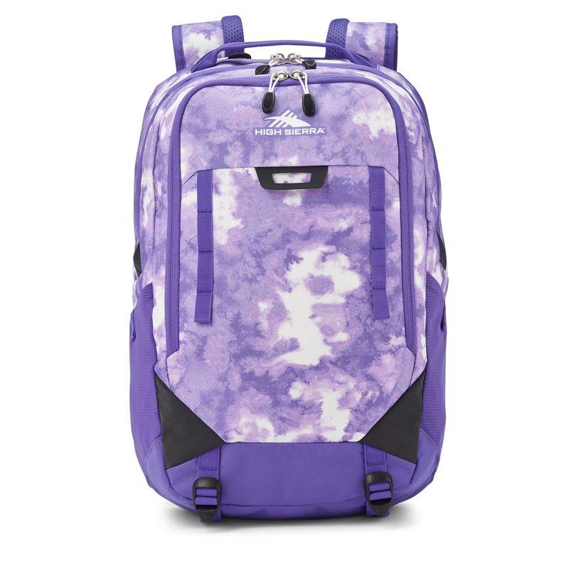 ハイシエラ メンズ バックパック・リュックサック バッグ Litmus Backpack Tie Dye