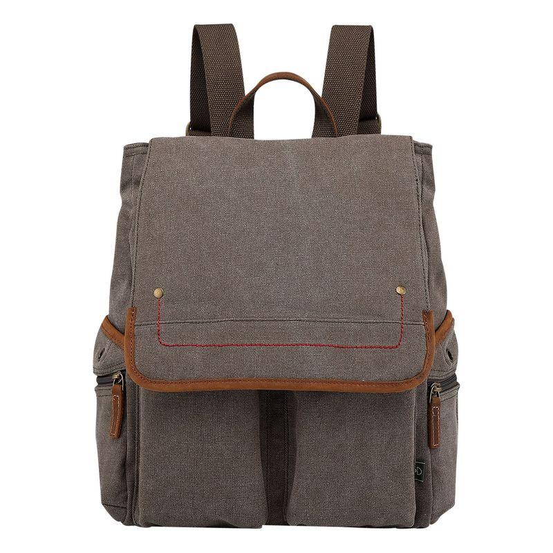 ティエスディー メンズ バックパック・リュックサック バッグ Atona Backpack Olive