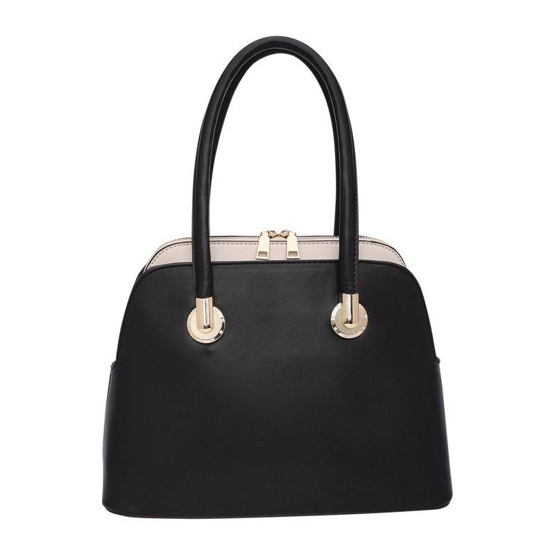 MKFコレクション メンズ ショルダーバッグ バッグ Savannah Shoulder Bag Black