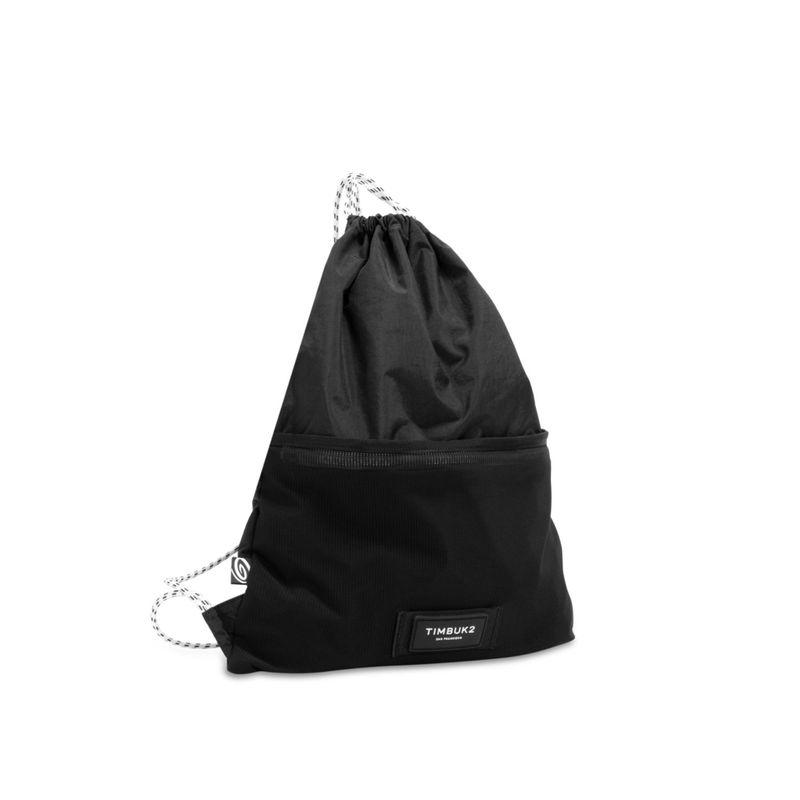 ティムブックツー メンズ バックパック・リュックサック バッグ Sidekick Drawstring Bag Jet Black