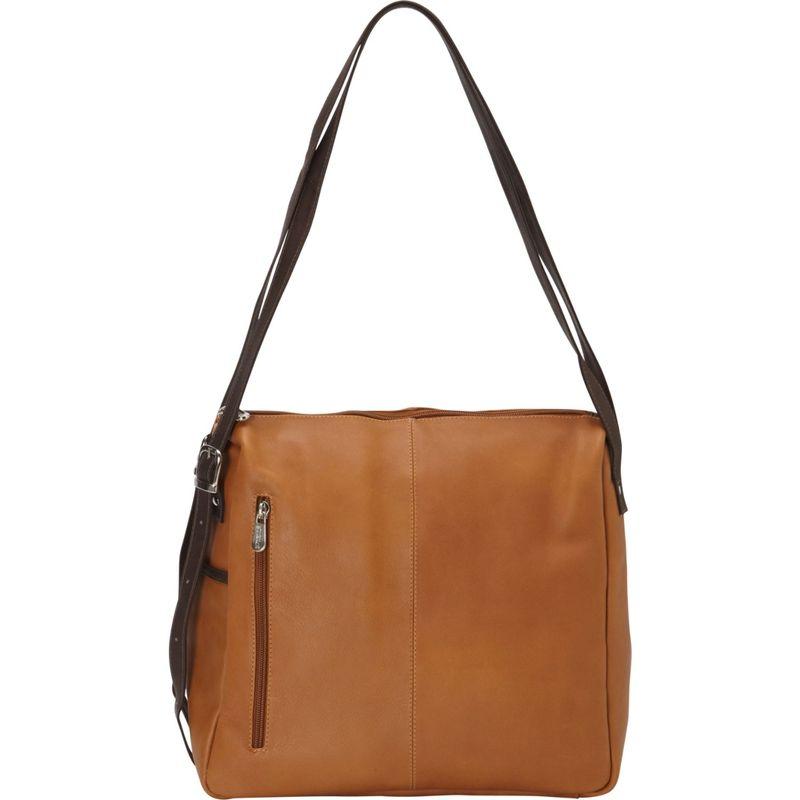 ピエール メンズ ショルダーバッグ バッグ Top-Zip Shoulder Bag Honey