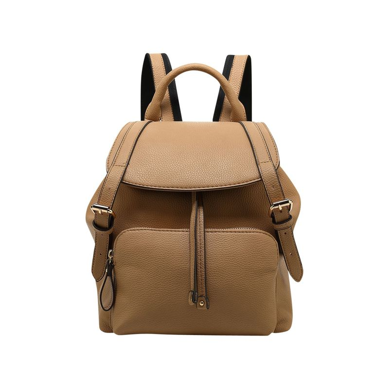 MKFコレクション メンズ バックパック・リュックサック バッグ Brandy Backpack Camel