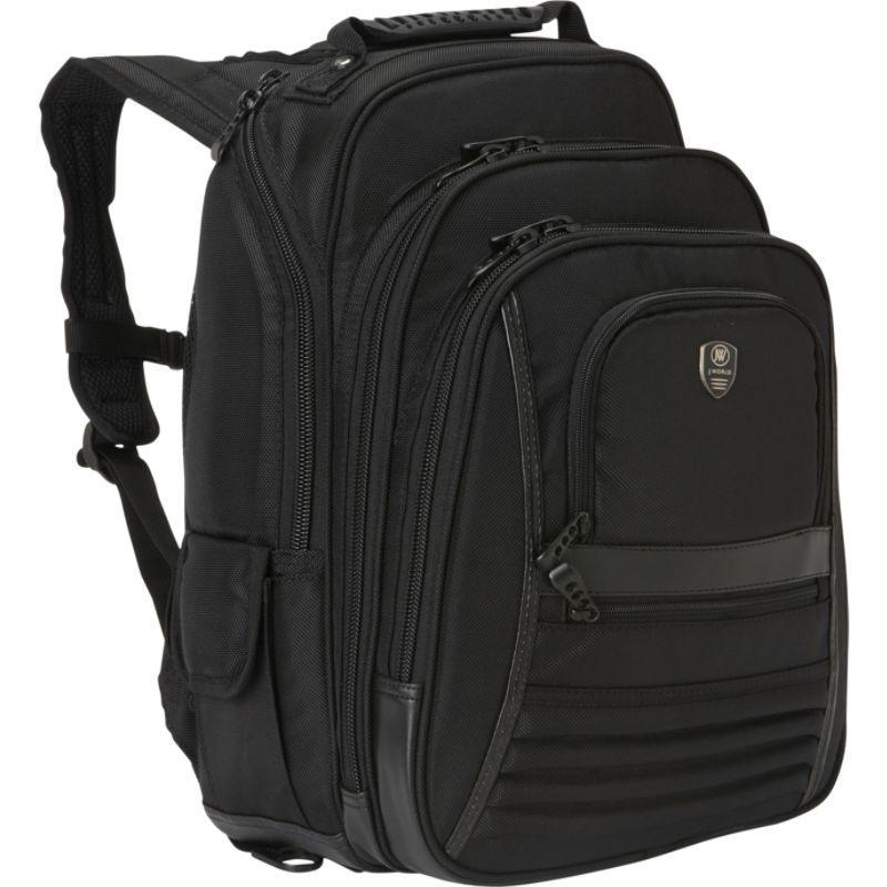 ジャイワールドニューヨーク メンズ スーツケース バッグ Scout Laptop Backpack Black