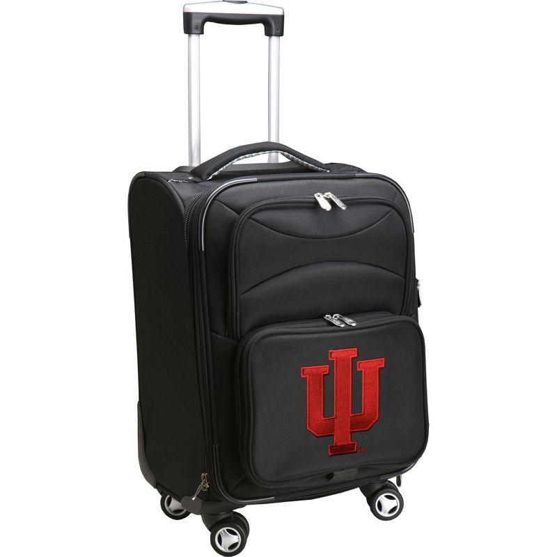 デンコスポーツ メンズ スーツケース バッグ NCAA 20 Domestic Carry-On Spinner Indiana University Hoosiers