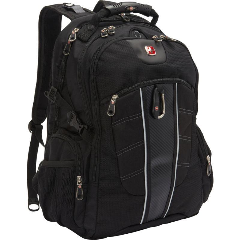 福袋 スイスギアトラベルギア バッグ 15 メンズ スーツケース バッグ 1753 Scansmart Black TSA Laptop Backpack - 15 Black, ツクボグン:567043b3 --- scottwallace.com