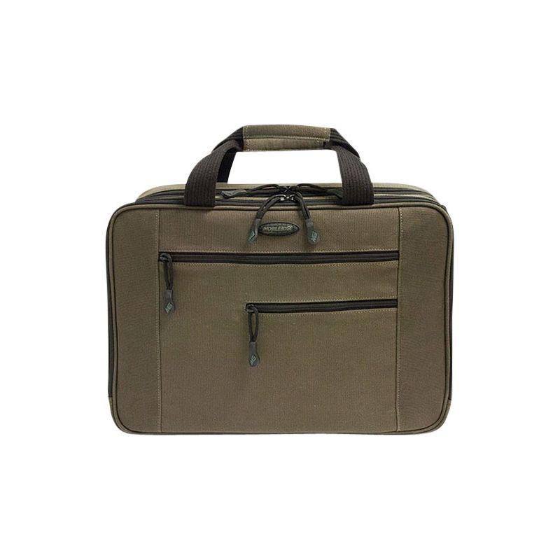 モバイルエッジ メンズ スーツケース バッグ Canvas ECO Briefcase - 1617 Macbook Olive Green
