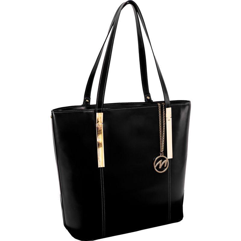 マックレイン メンズ スーツケース バッグ Cristina Tote Black
