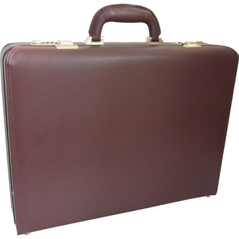 アメリ メンズ スーツケース バッグ Caldwell Executive Attache Case Brown