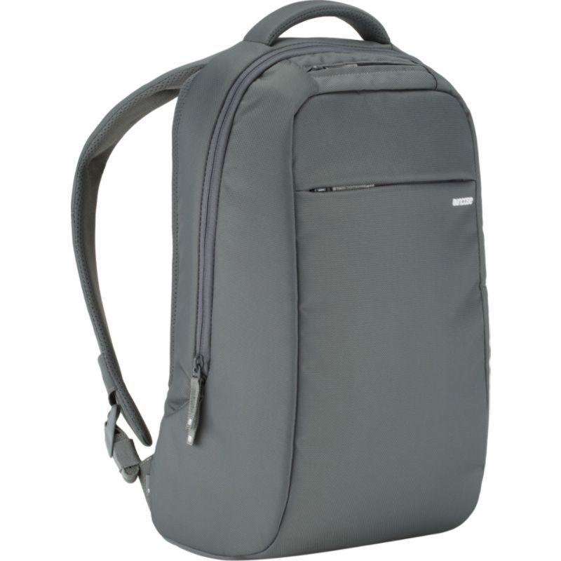 インケース メンズ バックパック・リュックサック バッグ Icon Lite 15 Laptop Backpack Gray