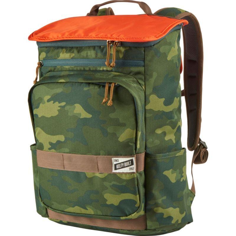 ケルティ メンズ バックパック・リュックサック バッグ Ardent 30L Laptop Backpack Green Camo