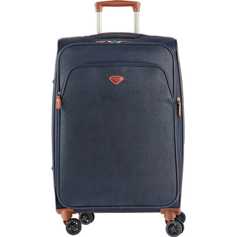 ジャンプ メンズ スーツケース バッグ Uppsala Medium Expandable Spinner Suitcase Navy