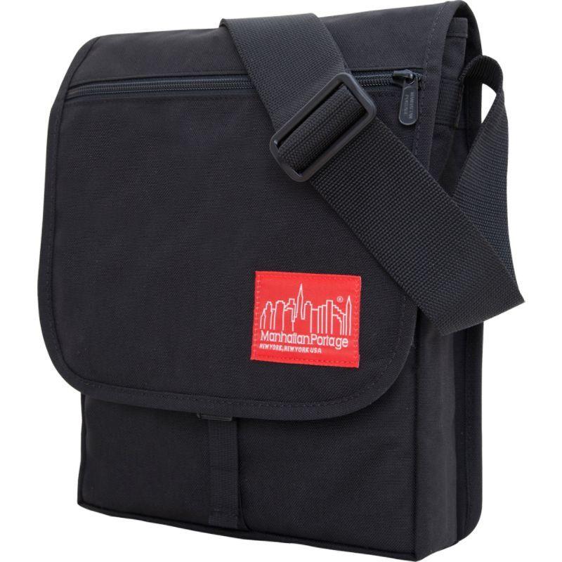 マンハッタンポーテージ メンズ ショルダーバッグ バッグ Manhattan Bag Black