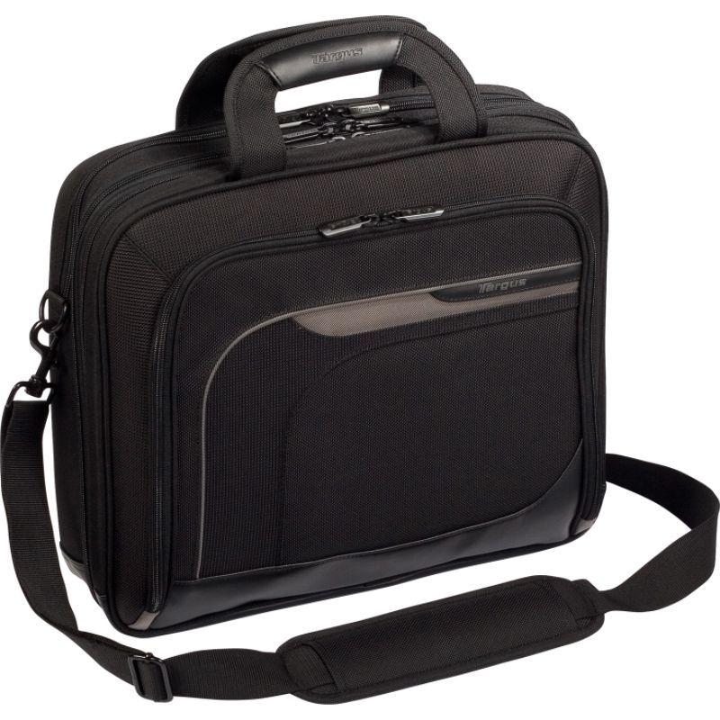 ターグス メンズ スーツケース バッグ Zip-Thru 15.4'' Mobile Elite Laptop Case Black