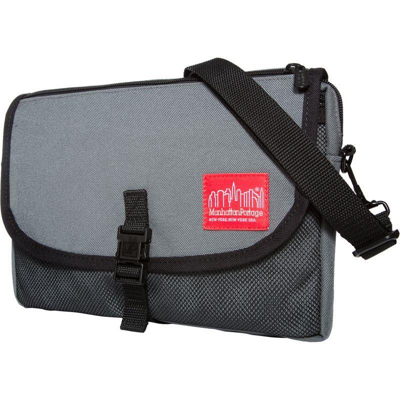 マンハッタンポーテージ メンズ ショルダーバッグ バッグ Red Hook Bag Gray